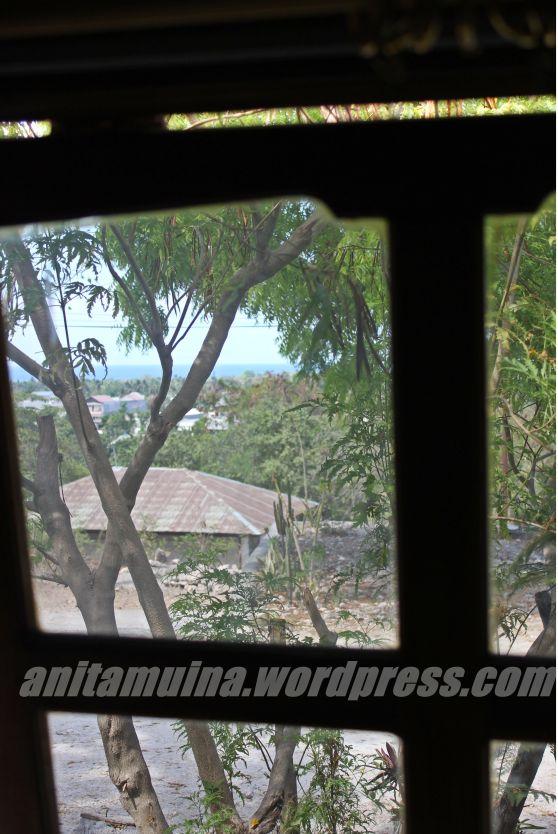 laut dipandang dari jendela kamar gue #takenbyERA