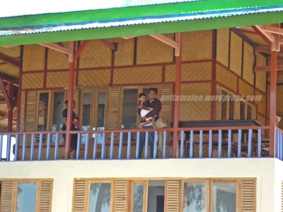 Villa Cemara di Purkam (ini foto diambil tahun 2011 waktu lagi dibangun) #takenbysamsung